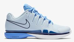 timeless design a3bf6 4aad3 NIKECOURT ZOOM VAPOR 9.5 TOUR £105, Blue Tint Chalk Blue Ocean Fog Obsidian  - available in other colours