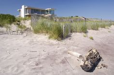 Stelle Architects Dune House project  located in Bridgehampton, NY