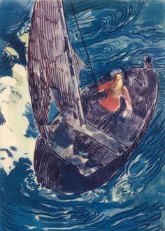 Paul Gauguin - Watercolor 19
