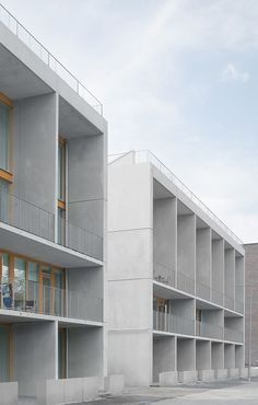 joliark stora sjofallet residential complex stockholm designboom ~ Great pin! For Oahu architectural design visit http://ownerbuiltdesign.com