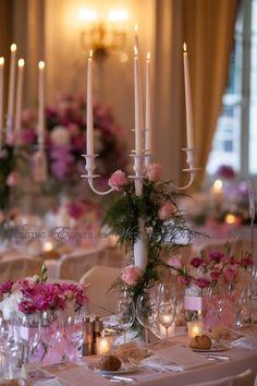 Tischdeko tischdekoration centerpiece blumen flowers - Tischdeko gunstig ...