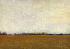 Farmland  Original Oil Painting Landscape by ArtistiicAbandon, $100.00