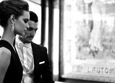 """David Gandy. The perfect man is a gentleman. """