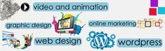 Cover photo for a web designing.