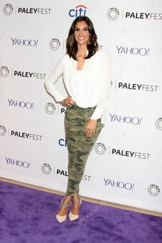 Kensi Blye, Daniela Ruah, Paley Center, Fall Tv, Ncis Los Angeles, Short People, Billie Piper, Editorial Photography, Glamour