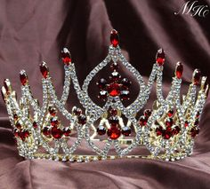 Gorgeous Wedding Bridal Crowns Austrian Rhinestones Tiaras Pageant Party Jewelry in Clothing, Shoes & Accessories, Wedding & Formal Occasion, Bridal Accessories Bridal Crown, Bridal Tiara, Pink Earrings, Bridal Earrings, Bridesmaid Bracelet, Bridesmaid Gifts, Bridal Jewelry Sets, Wedding Jewelry, Bridal Accessories