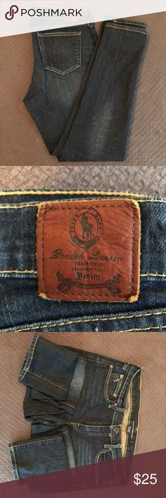 EUC Ralph Lauren Sport Jeans (30) Pre-loved and in excellent condition. Ralph Lauren Sport skinny jeans, ready to join your wardrobe!  Size - 30  Love this but not the price? I welcome offers! Ralph Lauren Jeans Skinny