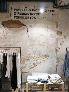 Clay concept-store / Barcelone  / Photos Atelier rue verte /