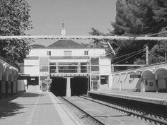 Estacion de Suburbano del Lago.