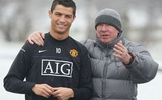 "SAF on Cristiano Ronaldo to Real Madrid: ""Do you think I would enter into a contract with that mob? Absolutely no chance. I would not sell them a virus. That is a 'No' by the way. There is no agreement whatsoever between the clubs."""