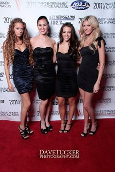 Love Little black dresses.