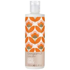 Orla kiely body lotion