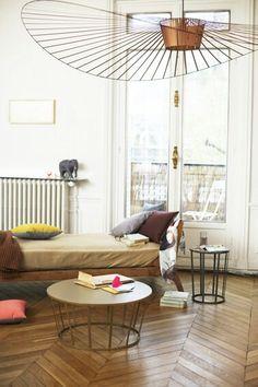 Suspension petite friture   Lamp-Ceiling   Pinterest   Vertigo ...