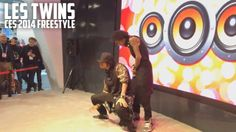 LES TWINS |  Freestyle