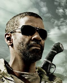 I've always wanted to find an awesome pair of sunglasses that I look great in. Like my Dad... or Denzel Washington.