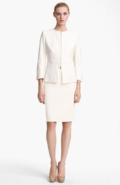 Max Mara Dingo Jersey Jacket available at #Nordstrom