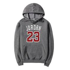 13faa154f15a 2017 NEW Jordan Hoodies Men 23 Printed Mens Hooded Sweatshirts Sportswear  Black Pink Streetwear Hip Hop Pullover Hoody Tracksuit