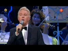 """...""""Het dorp"""" -- André Rieu with André van Duin, live, Amsterdam Arena, 2009... via YouTube"""