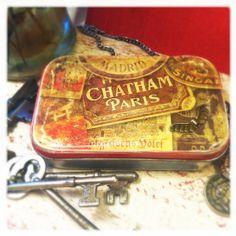 Chatham Paris ALTERED ALTOIDS TIN