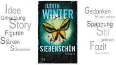 BücherKaffee: Rezension || Siebenschön | Judith Winter