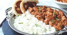 Quorn Vegan Butter Chickenless Masala | Quorn US Vegan Naan, Quorn Recipes, Vegan Recipes, Vegan Food, Quorn Chicken, 30 Min Meals, Veggie Stock, Indian Food Recipes, Vegane Rezepte