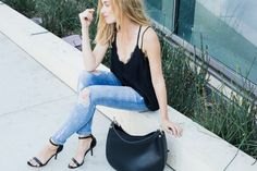 all about this fall leather hobo bag from @coach @shopstyle #leather #fall