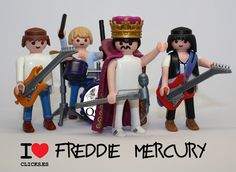 I love Freddy Mercury Queen