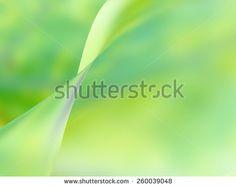 Green blurred backdrop