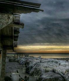 Portami al mare ed insegnami ad amare.(Marina di Pisa,le ghiaie) Le Foto di Katyb