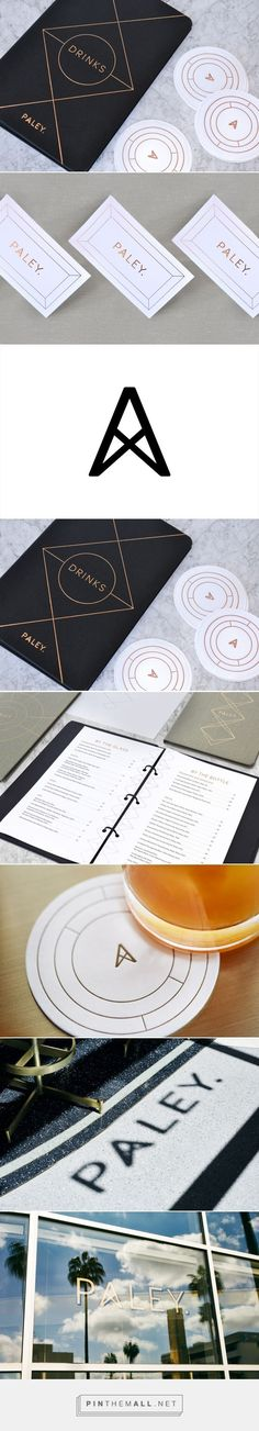 New Logo & Brand Identity for Paley by Mucca: