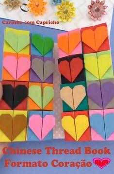 Diy Crafts Hacks, Diy Crafts For Gifts, Diy Arts And Crafts, Creative Crafts, Cool Paper Crafts, Paper Crafts Origami, Fun Crafts, Instruções Origami, Oragami