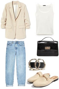 7 Smart Casual Back To Work Outfits