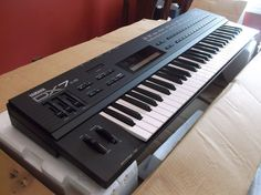 Yamaha DX7 II-D Digital Synthesizer, New In Box | eBay