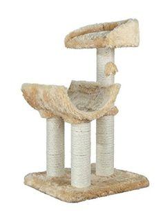 Trixie 44061 Mancor Kratzbaum 98 cm, beige - http://www.kratzbaum-bestellen.de/produkt/trixie-44061-mancor-kratzbaum-98-cm-beige/