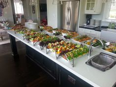 """Entree!  """"It's always all about the food!"""" www.cateringbychristophers.ca"""