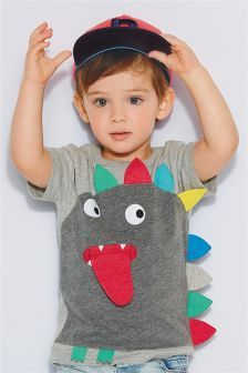 Tongue Monster T-Shirt (3mths-6yrs)