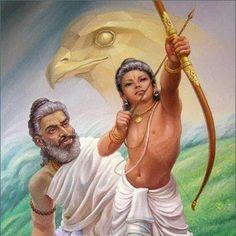 Lord Krishna - The Essence of Universe - Google+ //ARJUNA THE FAVOURITE DISCIPLE OF DRONACHARYA