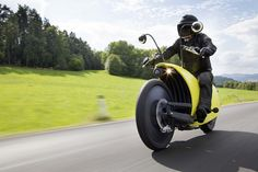 Johammer electric motorcycle (Credit: Johammer e-mobility GmbH) Electric Motor, Electric Cars, Electric Vehicle, Scooters, Peugeot, Toyota, E Mobility, Design Industrial, Self Esteem