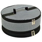 Found it at Wayfair - Houndstooth Cake Carrier