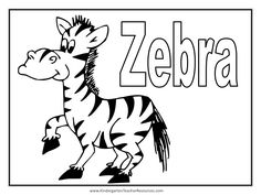 zebra coloring pagejpg 960720 - Zebra Coloring Pages