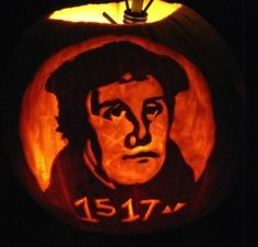 9 Things You Should Know About Halloween & Reformation Day | http://www.thegospelcoalition.org/article/9-things-you-should-know-about-halloween-and-reformation-day-2/