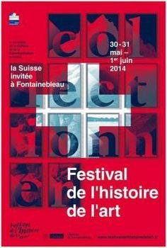 4e édition du festival d'histoire de l'art de Fontainebleau