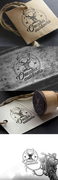 LOGO Omaha Outdoors on Behance