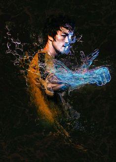 Bruce Lee Art, Bruce Lee Martial Arts, Bruce Lee Quotes, Batman Art, Marvel Art, Emo Song, Bruce Lee Pictures, Movement Fitness, Marshal Arts