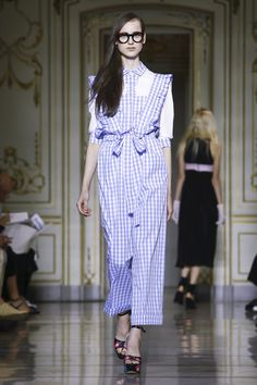 Vivetta Ready To Wear Spring Summer 2016 Milan - NOWFASHION