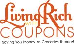 """Living Rich With Coupons. I don't know about living """"rich"""", but this site does have some handy tips and tools."""