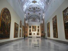 2010 – Museo de Bellas Artes de Sevilla. Finalización del desmontaje y montaje del Museo de Bellas Artes de Sevilla con motivo de las obras de acondicionamiento de aire acondicionado, impermeabilización e iluminación