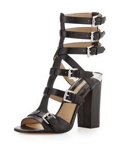 Paisley Gladiator Sandal by Michael Kors at Neiman Marcus.