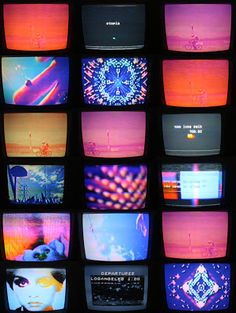 All Synthwave retro and retrowave style of arts Neon Aesthetic, Aesthetic Vintage, Aesthetic Girl, Vaporwave, Nam June Paik, Look Wallpaper, Iphone Wallpaper 80s, The Wicked The Divine, Photo Wall Collage