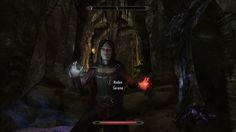 Skyrim Serana the Vampire Princess